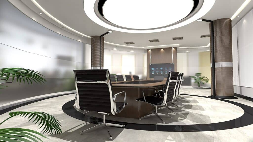 commercial office renovation